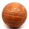 Fußball mit Gravur, TORELLI 54 BERN Naturleder