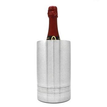 Flaschenkühler mit Gravur