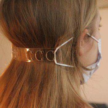 Maskenhalter/Ohrenschutz für Gesichtsmasken, Multisize, 10er Packung