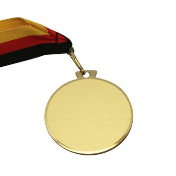 Medaille mit Gravur