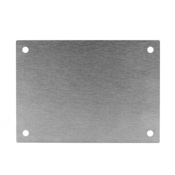 Metallplatte mit Löchern, A5