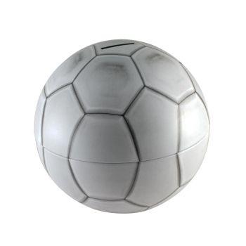Spardose Fußball mit Gravur