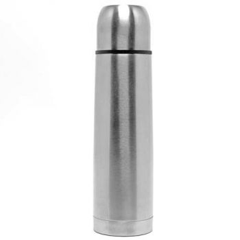 Thermoskanne mit Gravur, 1 L