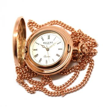 Uhrenkette mit Gravur rosegold