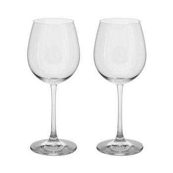 Weißweinglas mit Gravur, NACHTMANN