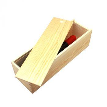 Weinbox mit Gravur