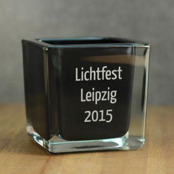 Windlicht Lichtfest Leipzig
