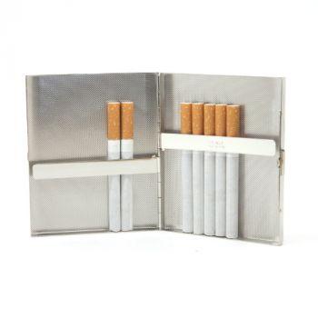 Zigarettenetui mit Gravur