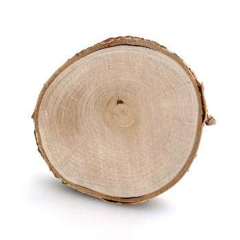 deko baumscheibe gravieren birke