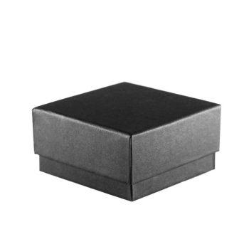 Geschenkbox klein, schwarz