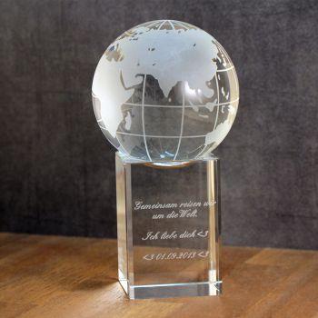 glas award mit gravur