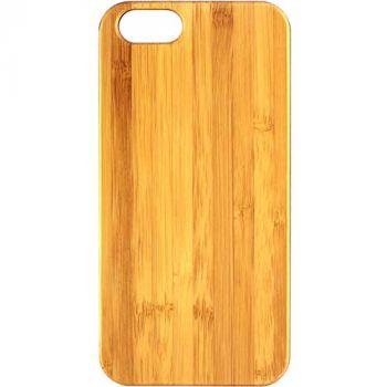 Handyhülle mit Gravur, iPhone 6/6s, Bambus