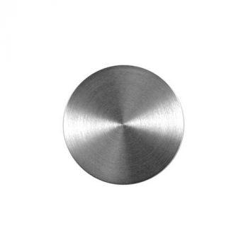 4 Magnete mit Gravur, Edelstahl, MURO