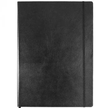 Notizbuch Leder mit Gravur, Leuchtturm, A4