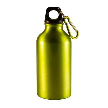 Metall-Trinkflasche mit Gravur, 0,3 L, verschiedene Farben