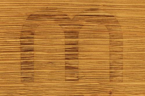 Lasergravur Nussbaum