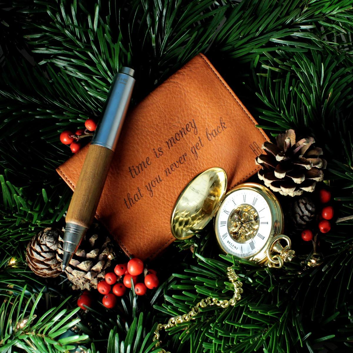 Weihnachtsgeschenke mit Gravur Ideen