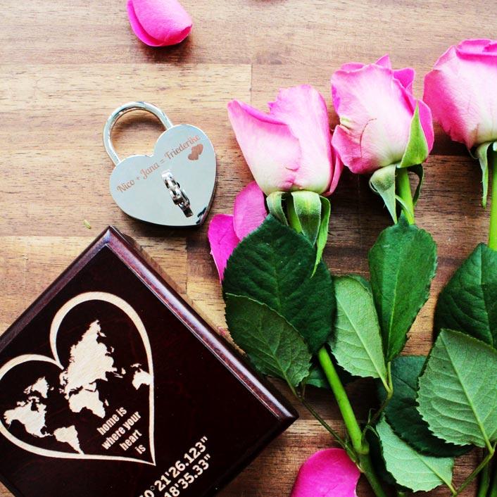 Originelle Geschenke zum Valentinstag
